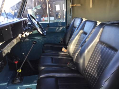 1971 Land Rover® Series 3 *Galv Chassis and Tax Exempt* (PJT) SOLD (picture 5 of 6)