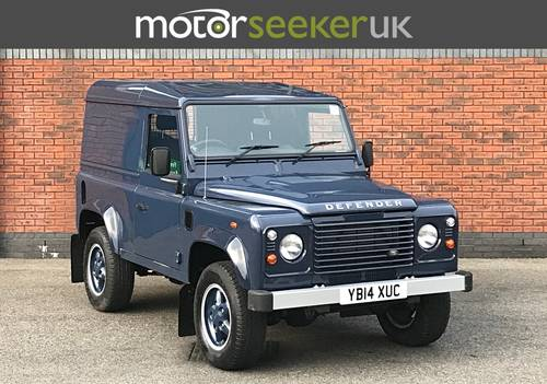 2014 Land Rover Defender Hard Top TDCi [2.2] vat q Heritage editi For Sale (picture 1 of 6)