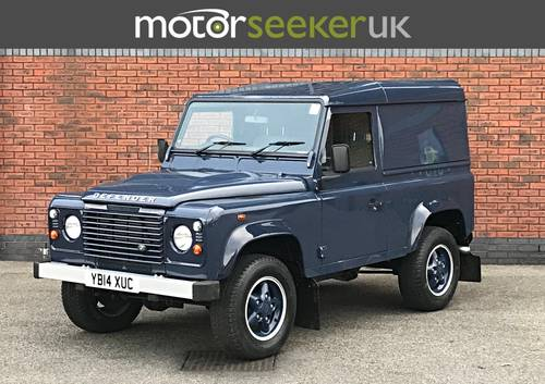 2014 Land Rover Defender Hard Top TDCi [2.2] vat q Heritage editi For Sale (picture 2 of 6)