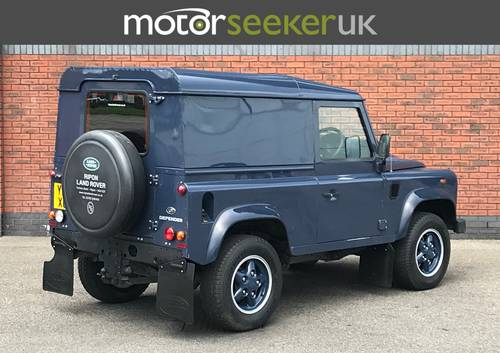 2014 Land Rover Defender Hard Top TDCi [2.2] vat q Heritage editi For Sale (picture 4 of 6)