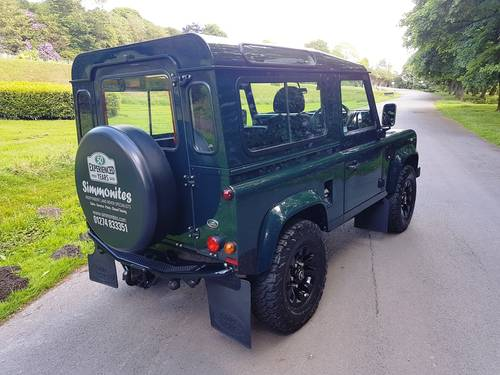 1996 LAND ROVER DEFENDER 90 300 TDI LHD For Sale (picture 3 of 6)