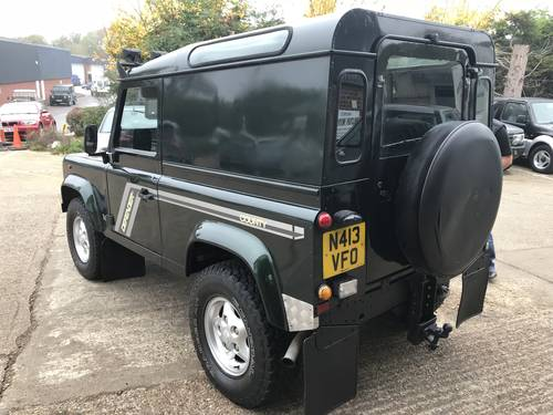 1996 land rover Defender 90 300 tdi county hard top For Sale (picture 3 of 5)
