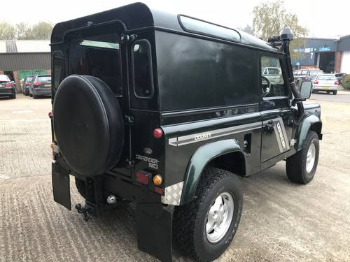 1996 land rover Defender 90 300 tdi county hard top For Sale (picture 4 of 5)