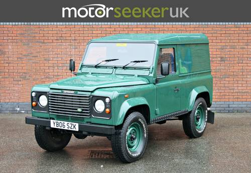 2006 Land Rover Defender Td5, last of the TD5! For Sale (picture 2 of 6)