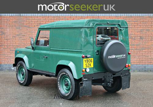 2006 Land Rover Defender Td5, last of the TD5! For Sale (picture 3 of 6)