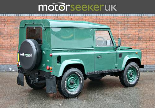2006 Land Rover Defender Td5, last of the TD5! For Sale (picture 4 of 6)