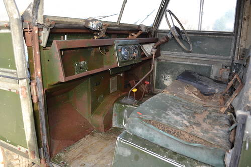 Land Rover Series 1 86