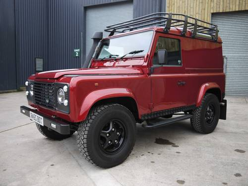 1997 Land Rover Defender 90 300Tdi SOLD (picture 2 of 6)