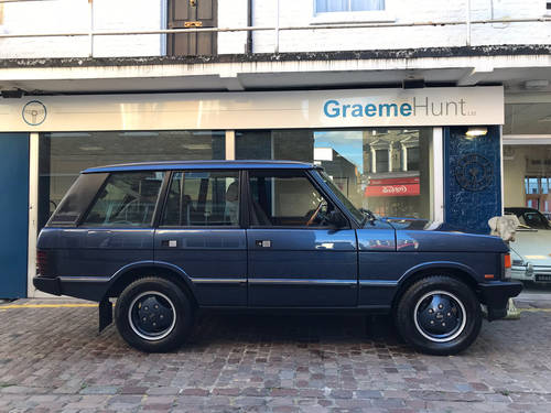 1993 Range Rover Classic Vogue - Restored Condition For Sale (picture 3 of 6)