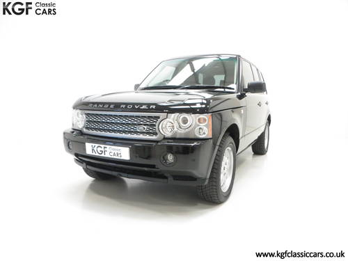 2006 A Near Perfect Range Rover TD6 Vogue SE with 16,589 Miles SOLD (picture 2 of 6)