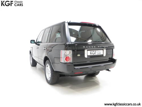 2006 A Near Perfect Range Rover TD6 Vogue SE with 16,589 Miles SOLD (picture 4 of 6)