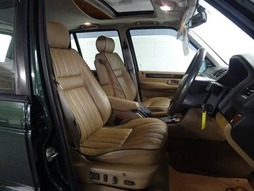2002 Land Rover Range Rover 4.6 HSE ROYAL EDITION LTD EDN Auto 5d For Sale (picture 5 of 6)