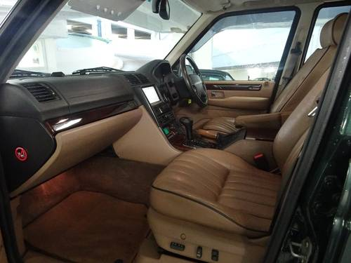 2002 Land Rover Range Rover 4.6 HSE ROYAL EDITION LTD EDN Auto 5d For Sale (picture 6 of 6)