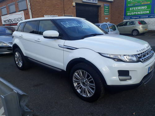 2013 2003 EVOQUE  PURE TEC  1 OWNER FULL HISTORY For Sale (picture 1 of 4)