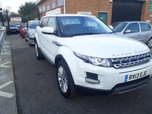 2013 2003 EVOQUE  PURE TEC  1 OWNER FULL HISTORY For Sale (picture 4 of 4)