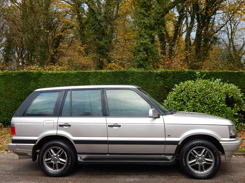 2002 Range Rover P38 Westminster limited Edition 4.0 V8 SOLD (picture 2 of 6)