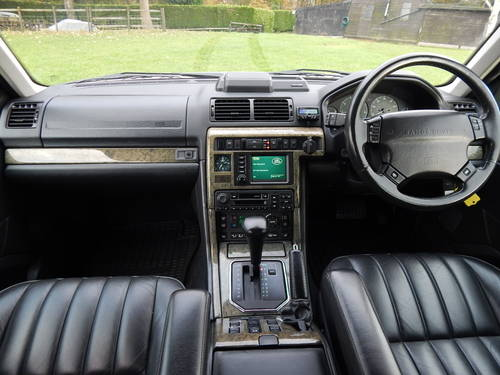 2002 Range Rover P38 Westminster limited Edition 4.0 V8 SOLD (picture 3 of 6)