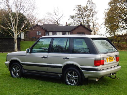 2002 Range Rover P38 Westminster limited Edition 4.0 V8 SOLD (picture 4 of 6)