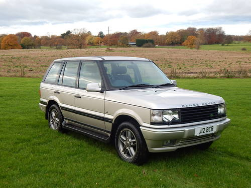 2002 Range Rover P38 Westminster limited Edition 4.0 V8 SOLD (picture 6 of 6)