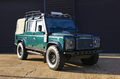 2014 Land Rover Defender 110 2.2 TD XS Double Cab  SOLD (picture 2 of 6)
