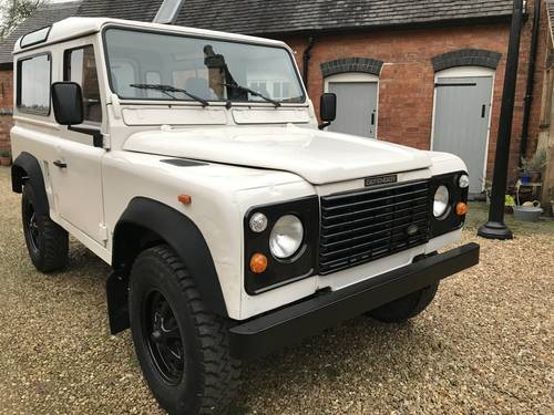 1992 land Rover Defender LHD 200tdi USA Exportable For Sale (picture 1 of 6)