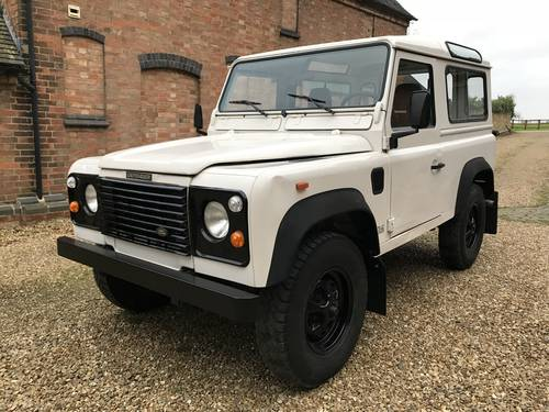 1992 land Rover Defender LHD 200tdi USA Exportable For Sale (picture 3 of 6)