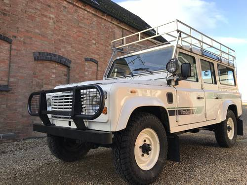 Land Rover Defender LHD 1990 USA Exportable For Sale (picture 3 of 6)