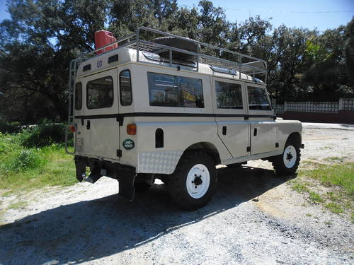 Classic Land Rover 109 Series III 4x4 1974 For Sale (picture 4 of 6)