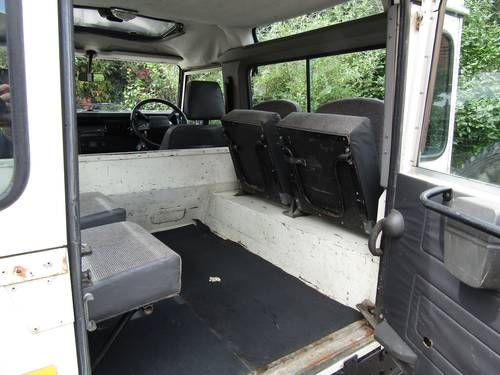 1989 Land Rover 90 V8 CSW - REDUCED!! SOLD (picture 4 of 6)