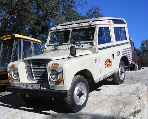 Classic Land Rover 88 Diesel Series III  4x4   1977 For Sale (picture 1 of 6)