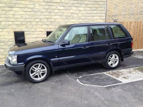 1999 Range Rover Vouge P38 4 6 V8 ONLY 89000 miles For Sale