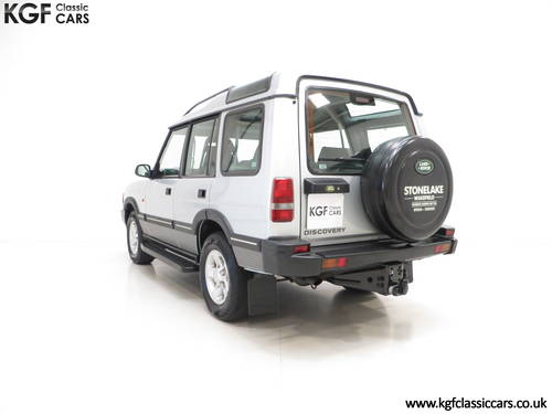 1998 A Fabulous Land Rover Discovery XS 300Tdi Series One SOLD (picture 4 of 6)