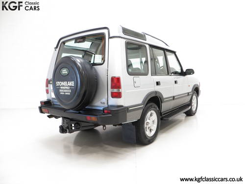 1998 A Fabulous Land Rover Discovery XS 300Tdi Series One SOLD (picture 5 of 6)