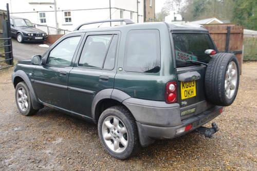 2003 Bargain £400. Land Rover Freelander Td4 ES Premium. Auto. SOLD (picture 6 of 6)