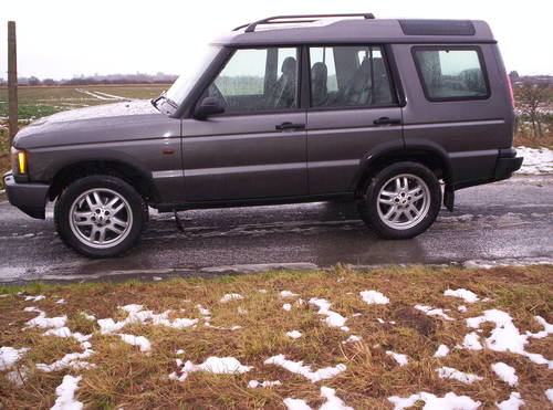 2003 LANDROVER DISCOVERY TD5 ES AUTO EVERY EXTRA SOLD (picture 1 of 6)