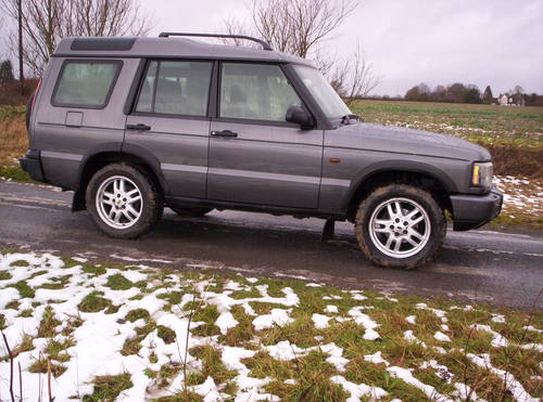 2003 LANDROVER DISCOVERY TD5 ES AUTO EVERY EXTRA SOLD (picture 2 of 6)