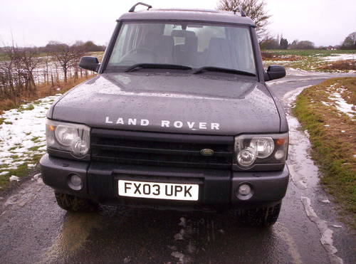 2003 LANDROVER DISCOVERY TD5 ES AUTO EVERY EXTRA SOLD (picture 3 of 6)