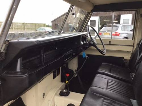 1972 Land Rover® Series 3 109 Station Wagon *Tax Exempt 200 TDi* SOLD (picture 2 of 6)