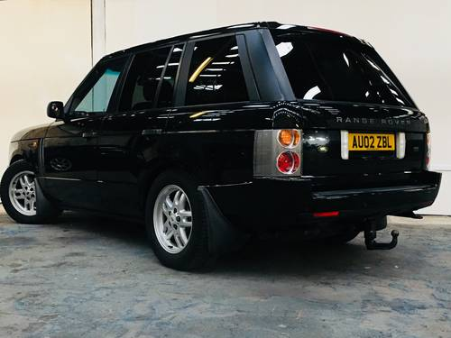 2002 RANGE ROVER 4.4 V8 HSE - 2 OWNERS - LOW MILEAGE SOLD (picture 2 of 6)
