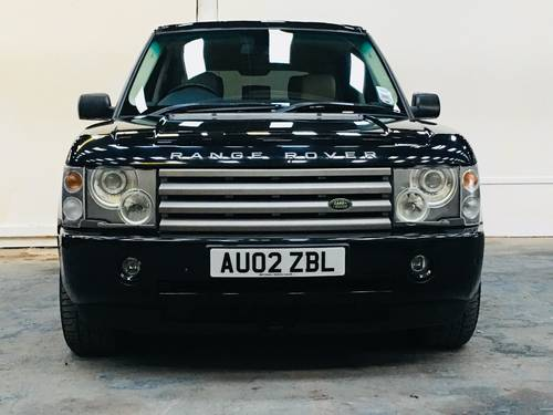 2002 RANGE ROVER 4.4 V8 HSE - 2 OWNERS - LOW MILEAGE SOLD (picture 3 of 6)