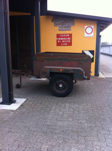 Land Rover military trailer For Sale (picture 2 of 4)