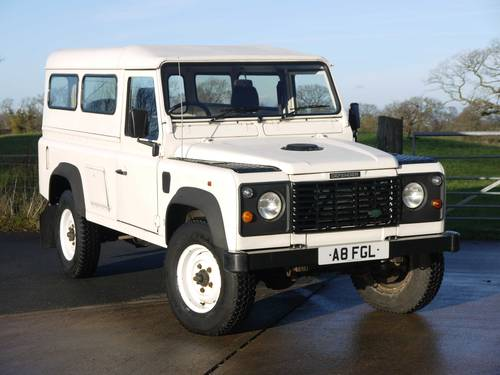 1996 Land Rover Defender 110 300Tdi Hard Top SOLD (picture 1 of 6)