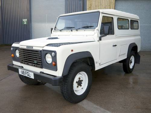 1996 Land Rover Defender 110 300Tdi Hard Top SOLD (picture 2 of 6)