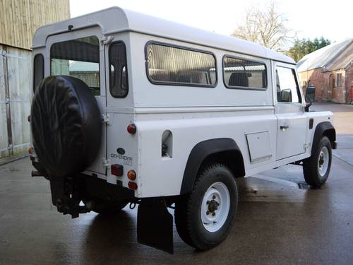 1996 Land Rover Defender 110 300Tdi Hard Top SOLD (picture 3 of 6)