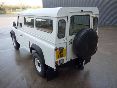 1996 Land Rover Defender 110 300Tdi Hard Top SOLD (picture 4 of 6)