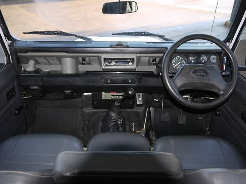 1996 Land Rover Defender 110 300Tdi Hard Top SOLD (picture 5 of 6)