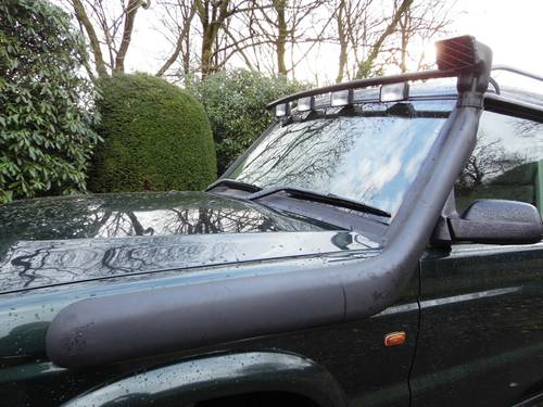 2003 2004 LAND ROVER DISCOVERY II TD5 MANUAL OFF ROADER For Sale (picture 5 of 6)
