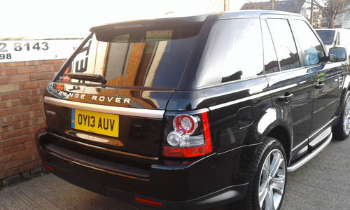 2013 stunning range rover sport For Sale (picture 4 of 6)