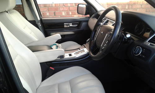 2013 stunning range rover sport For Sale (picture 5 of 6)