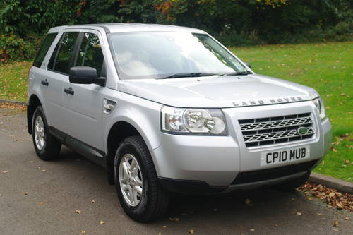 LANDROVER FREELANDER 2 TD4 E-S..16,000 MILES! 1 OWNER.. FSH SOLD (picture 2 of 6)